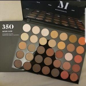 Morphe 35O Nature Glow Eyeshadow Palette
